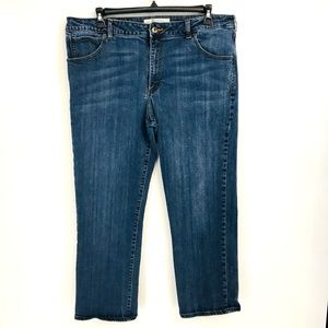 Lee Modern Straight Fit Blue Jeans